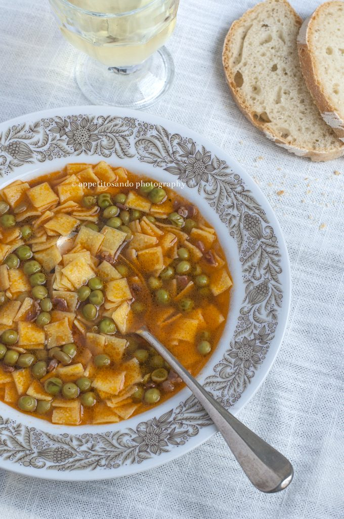 minestra-piselli