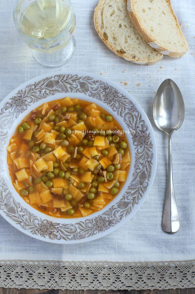 minestra-piselli-2