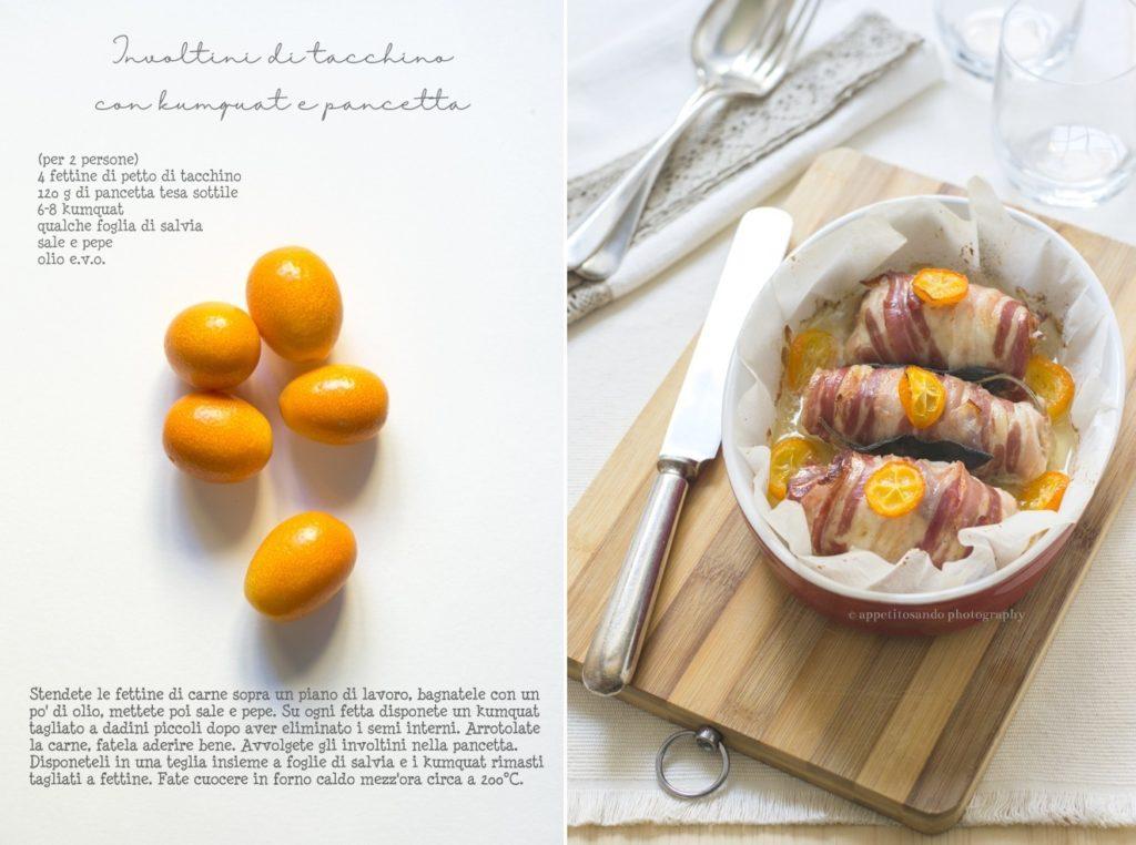 Foto-ricetta tacchino kumquat